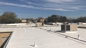 commercial roofers Fort Worth