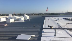 commercial roofing contractors Fort Worth