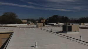 Commercial Roof Fort Worth