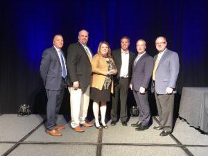 Kraft Commercial Team Award Winning